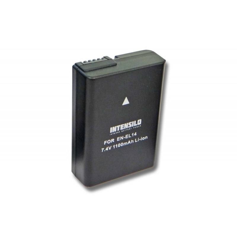 Batéria pre Nikon EN-EL14 1100mAh Li-Ion Premium