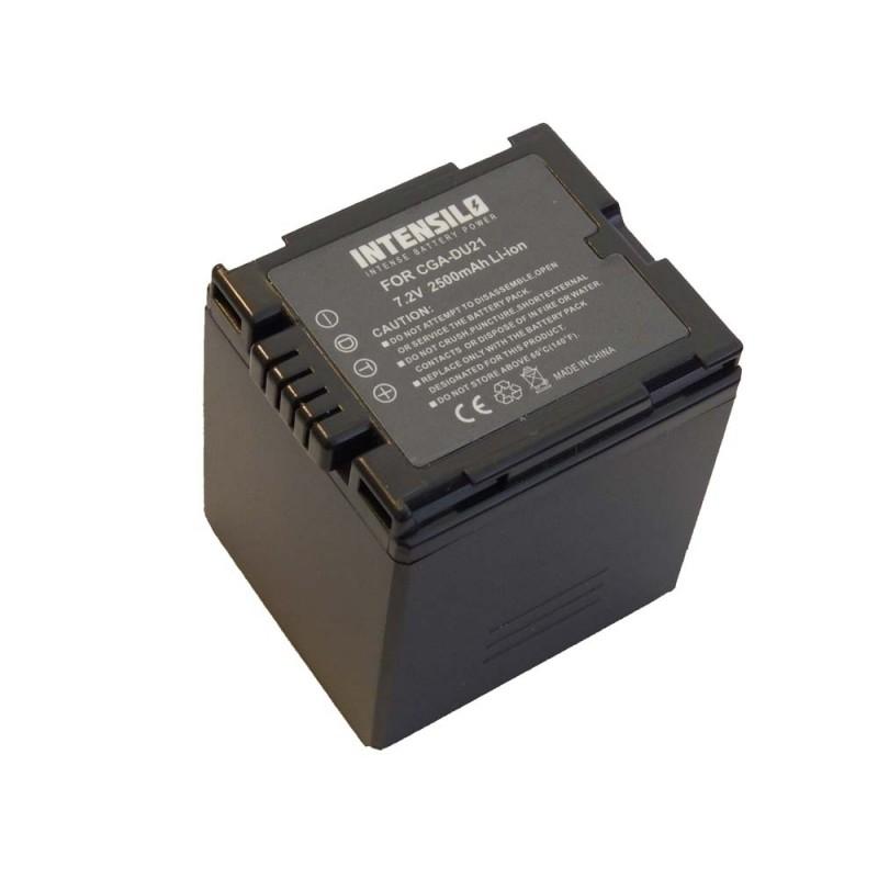 Batéria pre Panasonic CGA-DU21 2500mAh Li-Ion