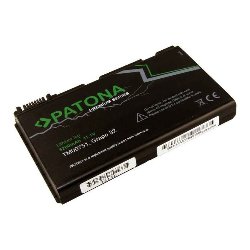 Batéria pre ACER EXTENSA 5220 5200mAh Li-Ion 11.1V PREMIUM