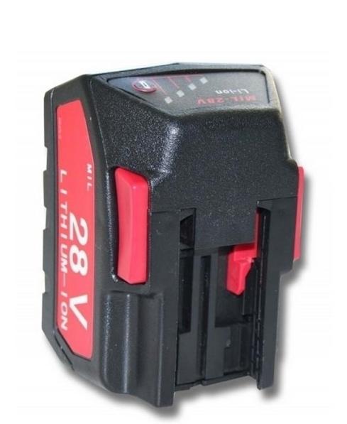 Batéria pre Würth Master H 28-MA - 28V Li-Ion 3000 mAh
