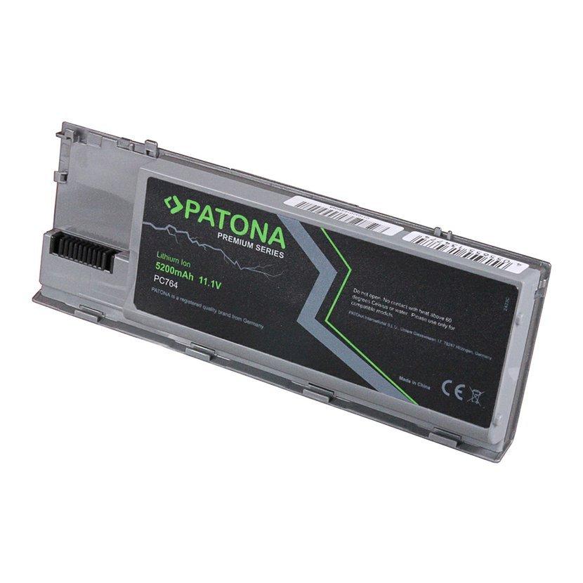 Batéria pre DELL LAT. D620 5200mAh Li-Ion 11,1V PREMIUM