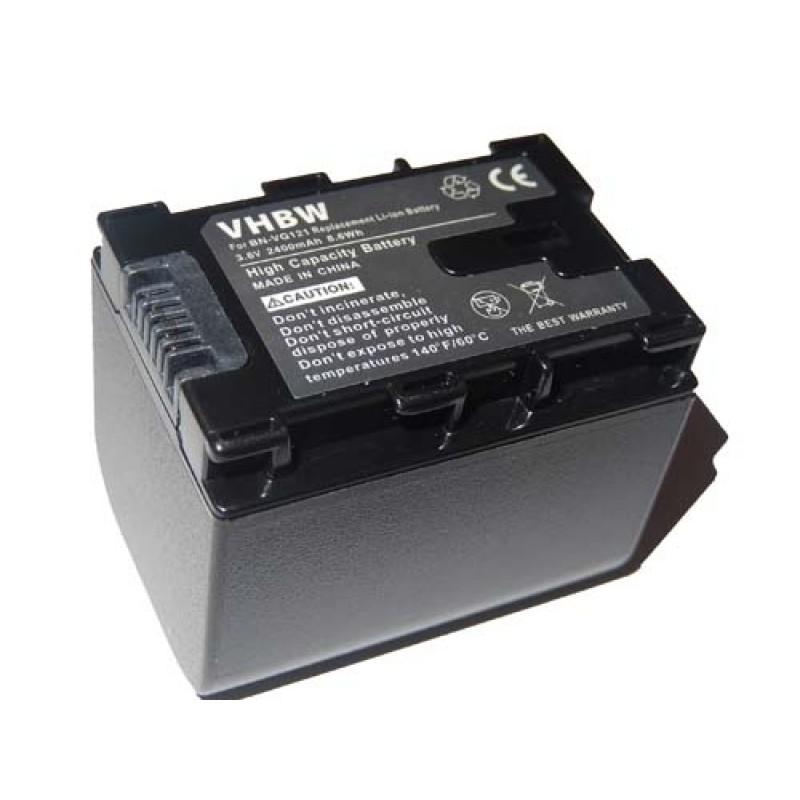 Batéria pre JVC BN-VG121 2400mAh Li-Ion