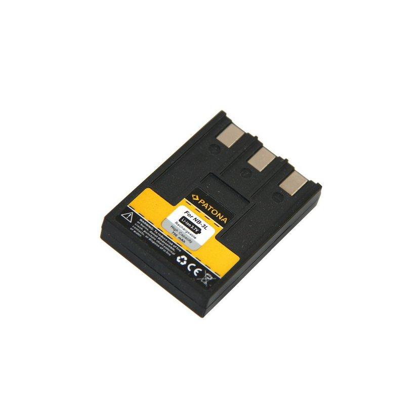 Batéria pre Canon NB-3L 750mAh Li-Ion