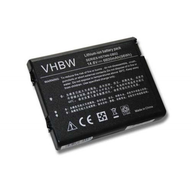 Batéria HP PAVILION zx5000 6600mAh Li-Ion 14,8V