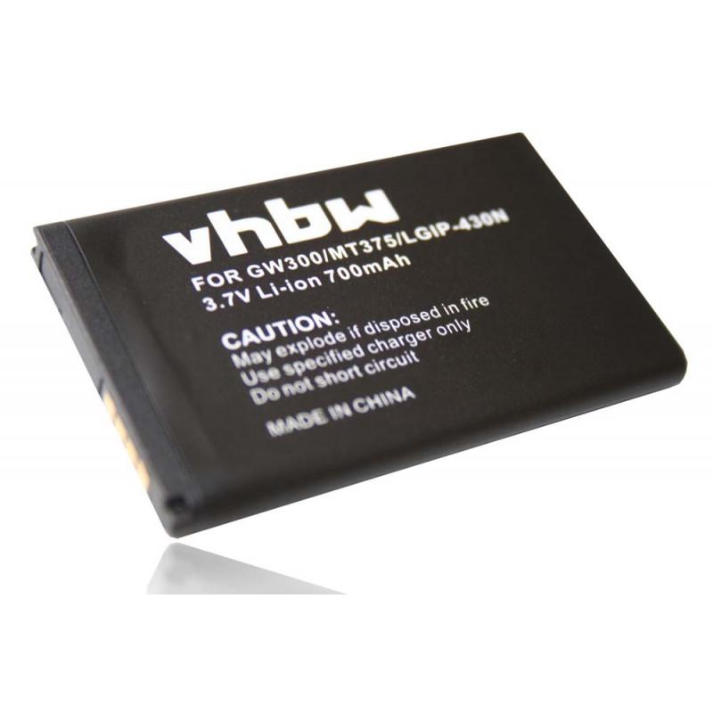 Batéria LG KP260, CU720, CU720 Shine, CF360, CU729 - 700mAh Li-Ion