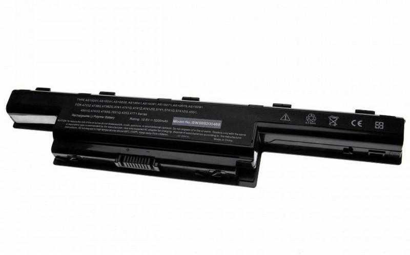 Batéria pre Gateway NV55C17u - 5200 mAh