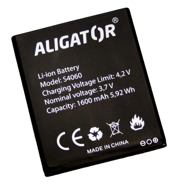Batéria Aligator S4060 DUO - 1600 mAh - Li-Ion bulk