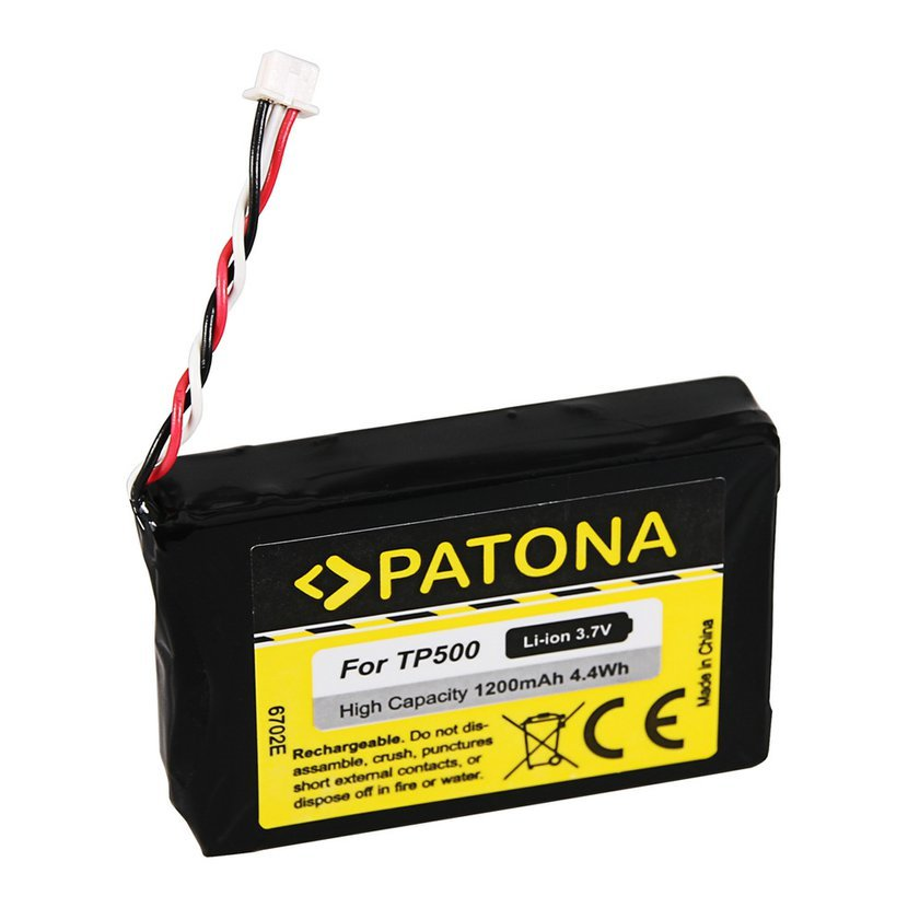 Batéria pre Blaupunkt TP500 1200mAh Li-lon 3,7V TP700