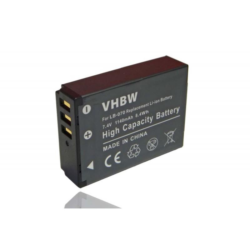 Batéria pre Kodak LB-070 1140mAh Li-Ion