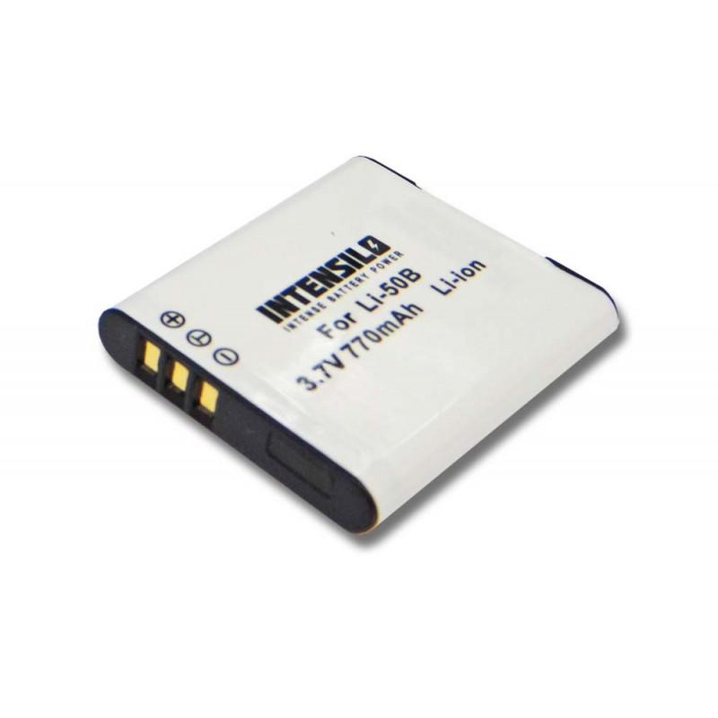 Batéria pre Olympus Li-50B 770mAh Li-Ion