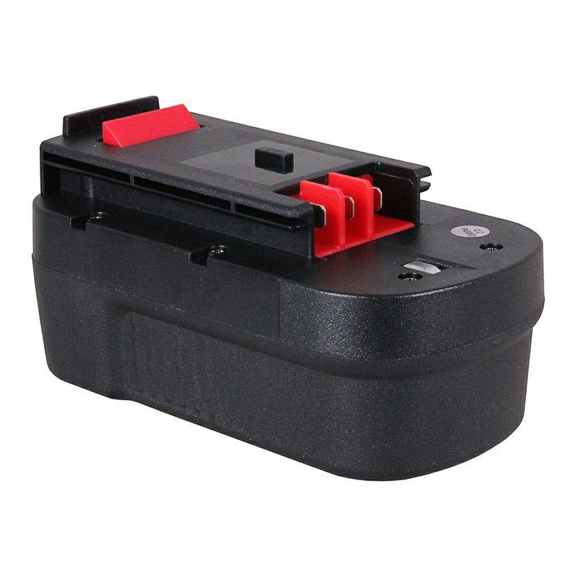Batéria pre Black & Decker 18V 3000mAh Ni-MH A1718