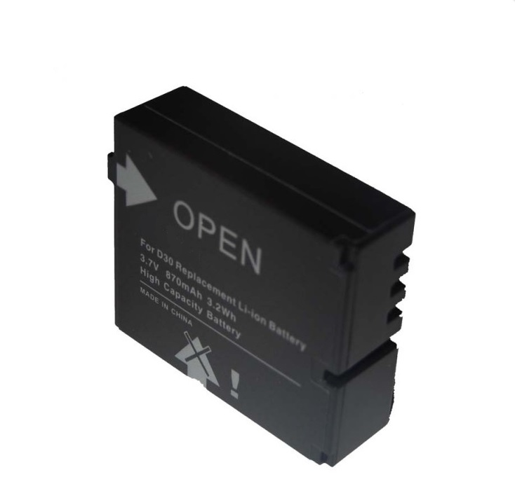 Batéria do športovej kamery AEE MagiCam SD18, SD19, SD20, SD21, SD22, SD23, SD30 - 870mAh Li-Ion