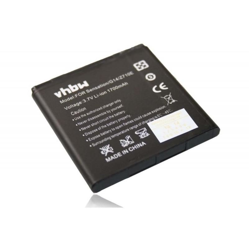 Batéria pre HTC EVO 3D - 1700 mAh Li-Ion