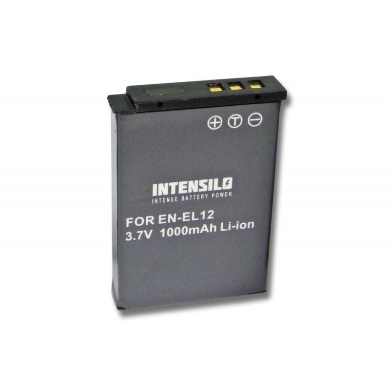 Batéria pre Nikon EN-EL12 1000mAh Li-Ion Premium