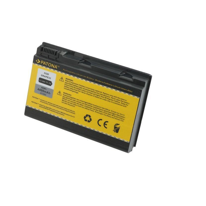 Batéria pre ACER EXTENSA 5220/5620 4400mAh Li-Ion 11.1V!