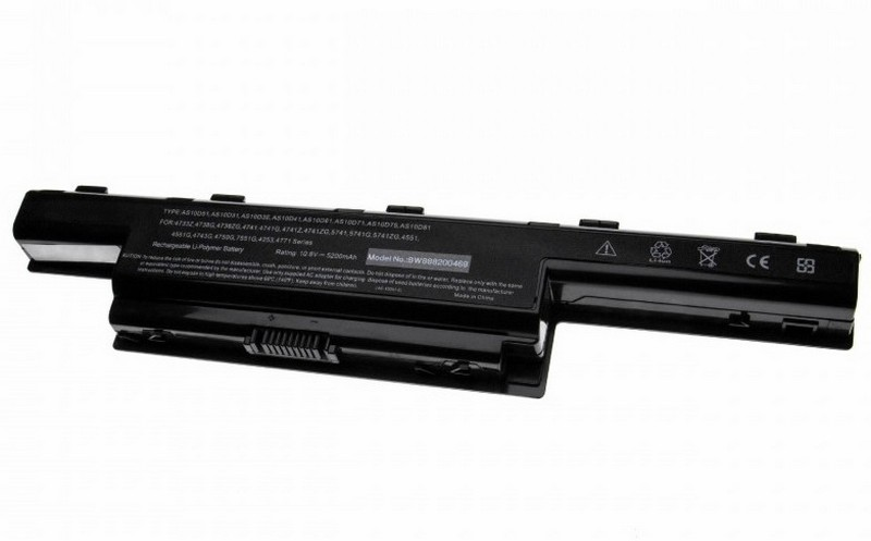 Batéria pre Acer ASPIRE 4739 - 5200 mAh