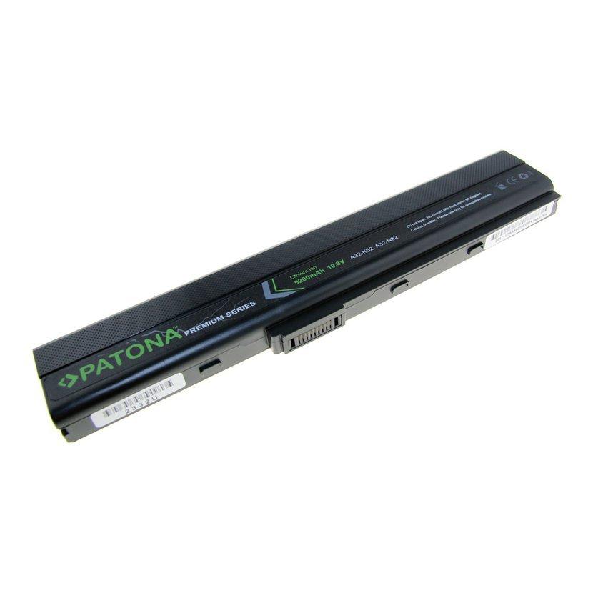 Batéria pre ASUS A32-K52 5200mAh Li-Ion 10,8V PREMIUM