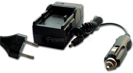 Nabíjačka batérií pre Olympus Camedia C-765 Ultrazoom