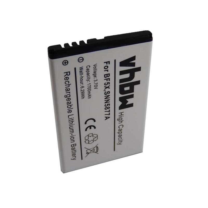 Batéria Motorola Defy+, MB525 Defy, XT530 FireXT - 1700 mAh Li-Ion