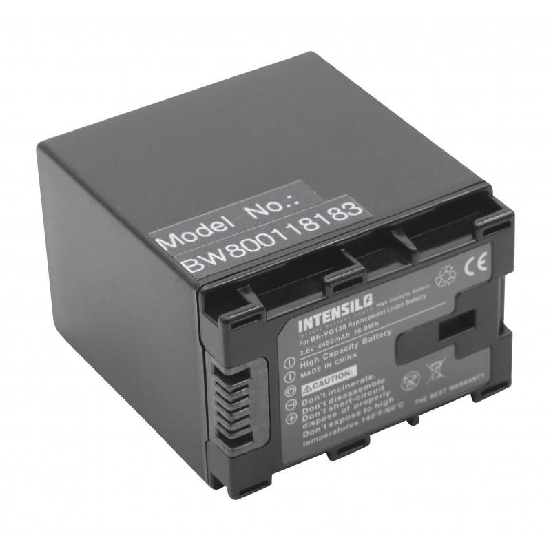 Batéria pre JVC BN-VG107 4450mAh Li-Ion Premium