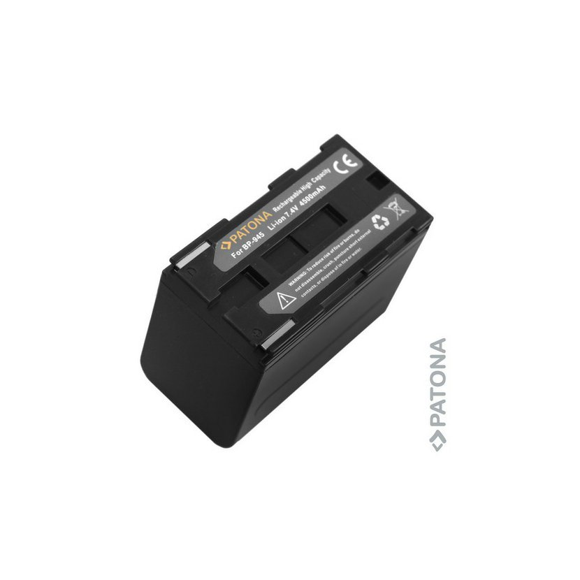 Batéria pre Canon BP-941 / BP-945 4500mAh Li-Ion
