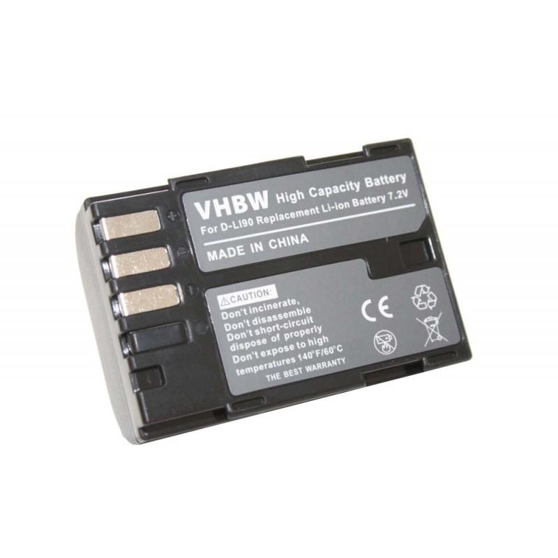 Batéria pre Pentax D Li90 1300mAh Li-Ion