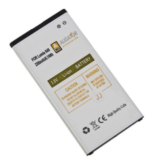 Batéria pre Microsoft Lumia 640 - 2600 mAh Li-Ion