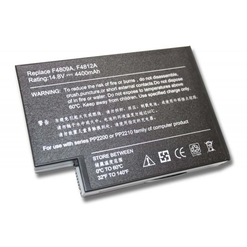 Batéria HP XE4100/Presario 2100 4400mAh Li-Ion 14,4V