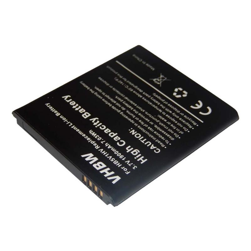 Batéria pre Huawei Ascend Y300 HB5V1HV 1900mAh Li-Ion