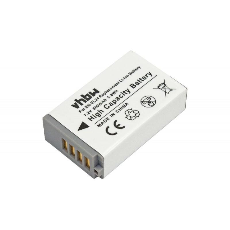 Batéria pre Nikon EN-EL24 800mAh Li-Ion