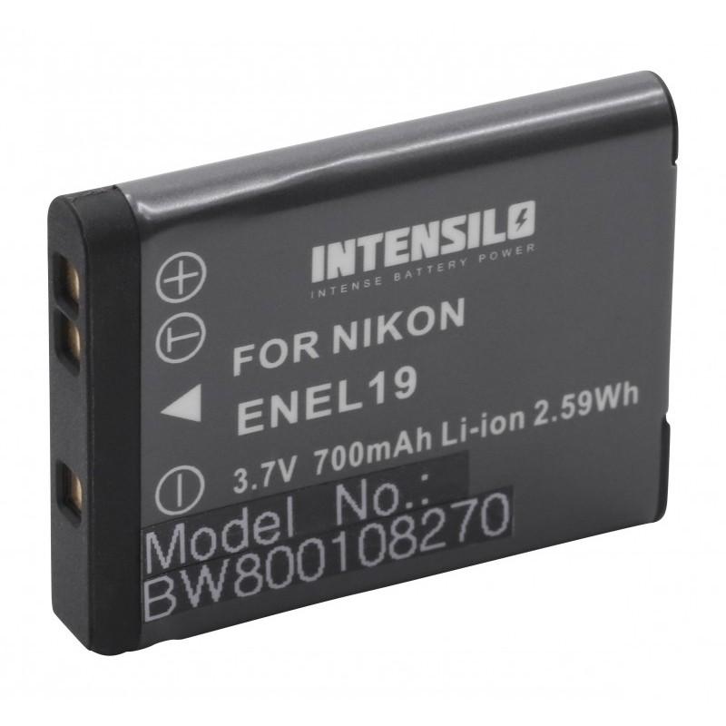 Batéria pre Nikon EN-EL19 700mAh Li-Ion