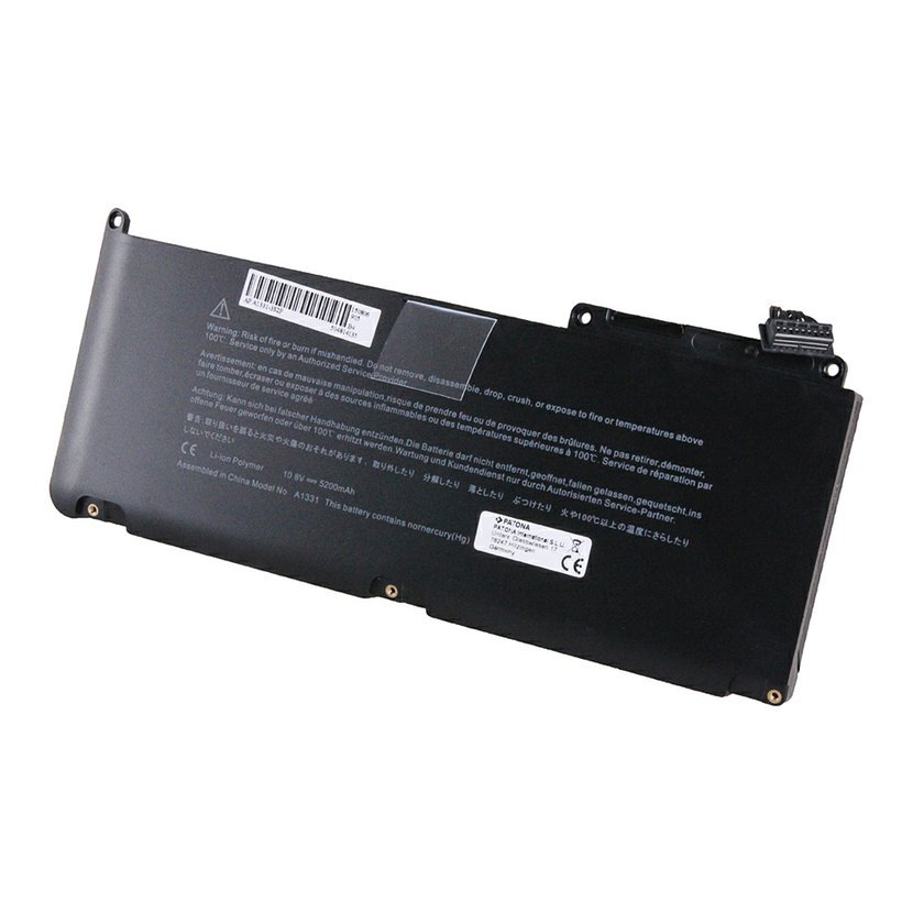 "Batéria pre APPLE MacBook Unibody 13"" 5200mAh Li-Ion 10,8V"