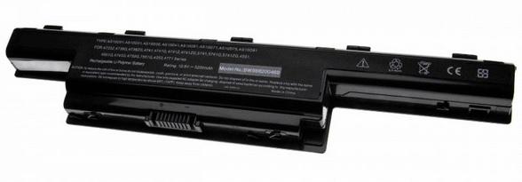 Batéria pre Acer TRAVELMATE 5340 - 5200 mAh