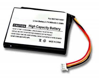 Batéria pre TomTom Via 1405/1405M/1405T