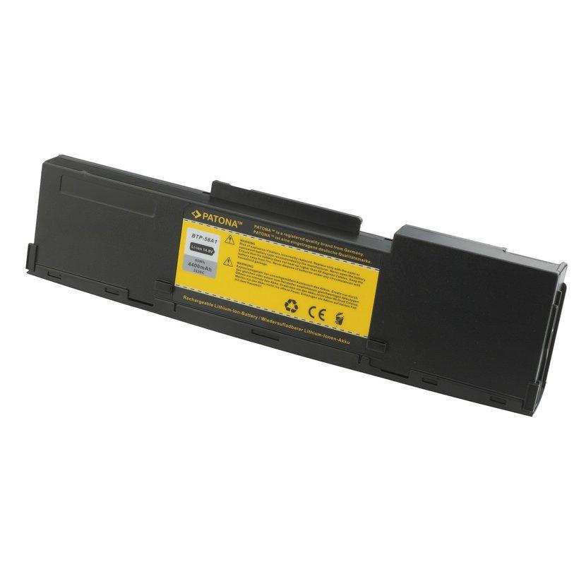 Batéria pre ACER TM 240 4400mAh Li-Ion 14,8V