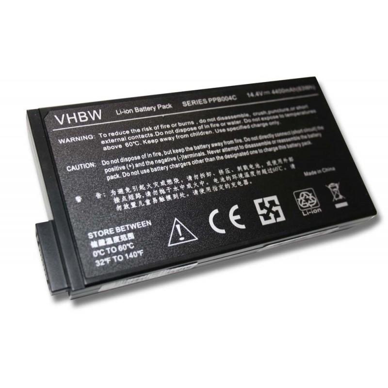 Batéria pre COMPAQ PRESARIO 900 4400mAh Li-Ion 14,4/14,8V