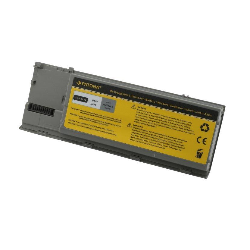 Batéria pre DELL LATITUDE D620 4400mAh Li-Ion 11,1V