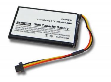 Batéria pre TomTom One XL Europe Traffic, XL Traffic, XL30