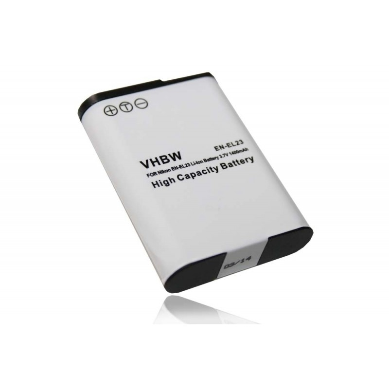 Batéria pre Nikon EN-EL23 1400mAh Li-Ion