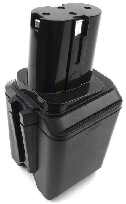 Batéria pre Bosch 2607335021, 2607335014, 2607335180, 2607335158 - Ni-Mh 12V 3000 mAh