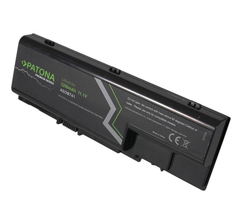 Batéria pre ACER ASPIRE 5310 - 5200mAh Li-Ion 11.1V PREMIUM