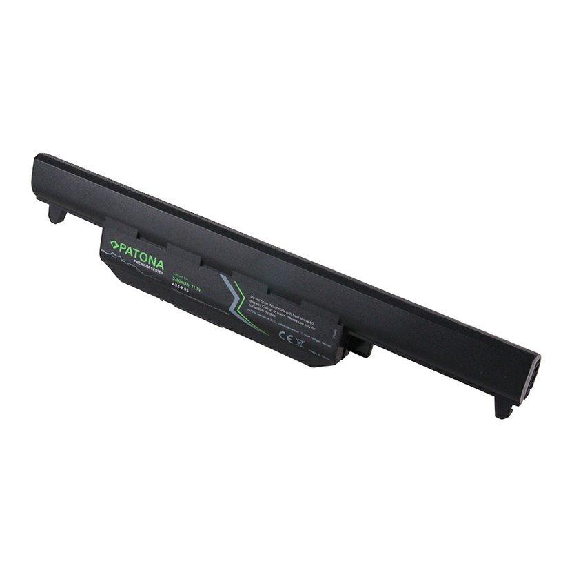 Batéria pre ASUS A32-K55 5200mAh Li-Ion 11,1V PREMIUM