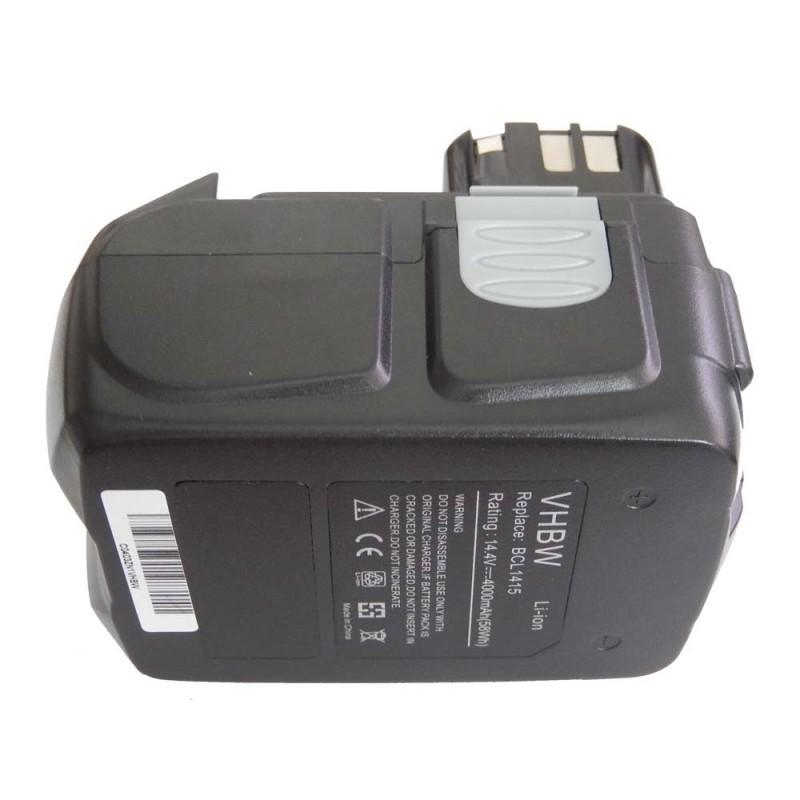 Batéria pre Hitachi BCL1415 14,4V 4000mAh Li-Ion