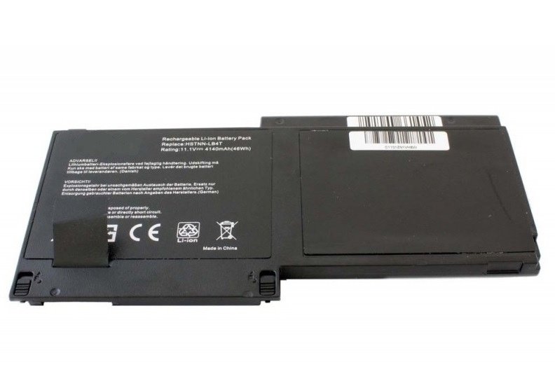 Batéria pre HP Elitebook 725, 820-G1 - 4100mAh Li-pol 11,1V