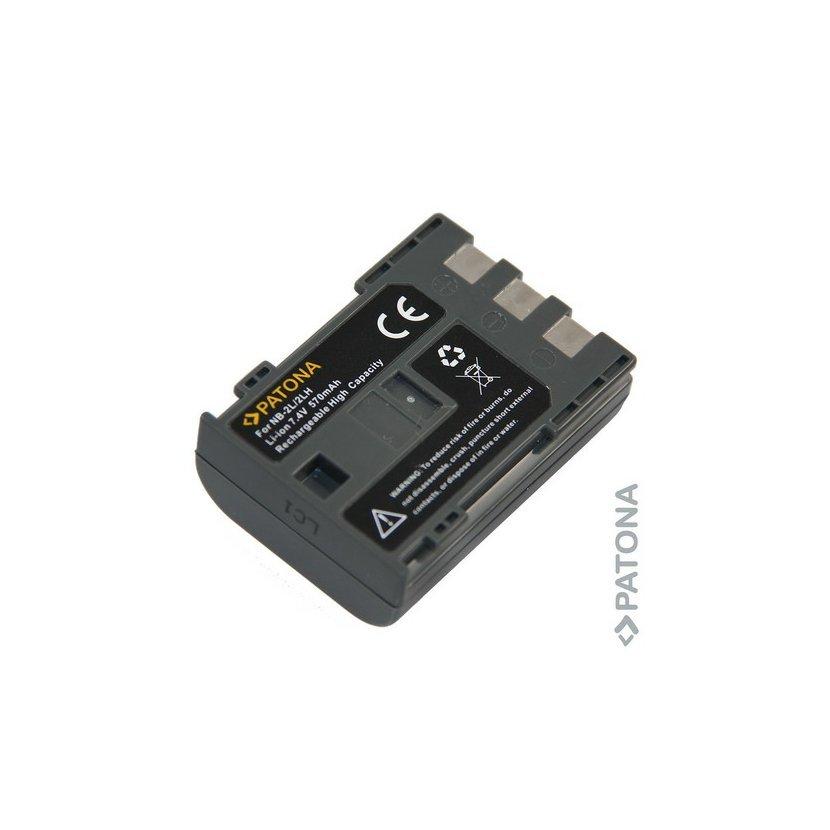 Batéria pre Canon NB-2LH 570mAh Li-Ion