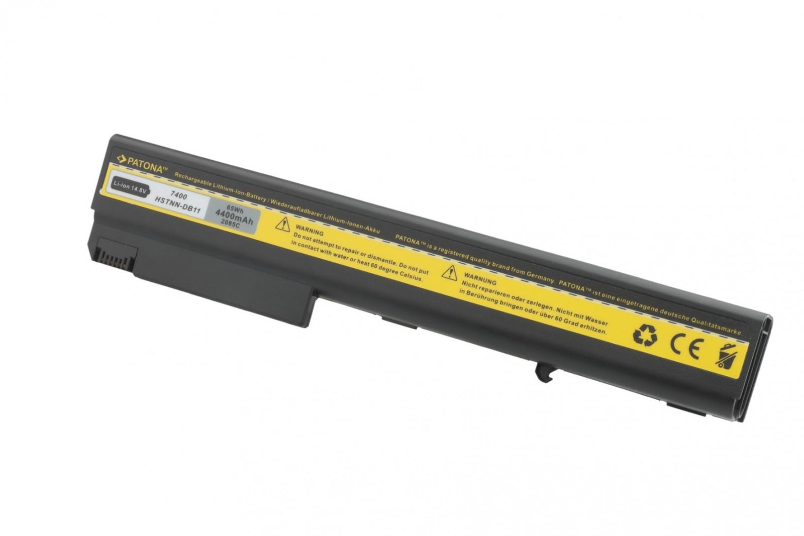 Batéria pre HP NX8220 4400mAh Li-Ion 14,8V !