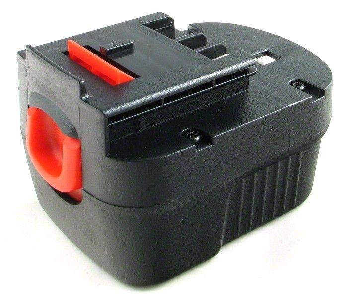 Batéria pre Black&Decker 12V Firestorm FS120B, FSB12, HPB12, FS120BX - 2000 mAh B