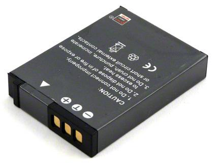 Batéria EN-EL12 (1000mAh) akumulátor pre Nikon Coolpix S9700, S9500, S9400, S9300, S9100, S8200, S8100, S8000, S6300, S6200, S6150, S6100, S6000