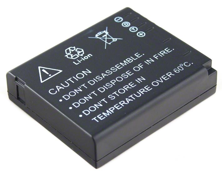 Batéria DMW-BCJ13 (1000mAh) pre Panasonic Lumix DMC-LX5, DMC-LX7
