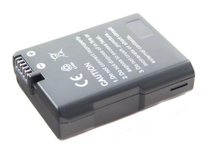 Batéria EN-EL14 (950 mAh) akumulátor pre Nikon Coolpix P7700, P7100, P7000, D5500, D5300, D5200, D3200, D3300, D5100, D3100